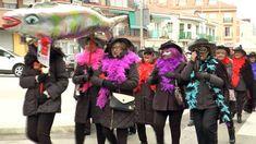 REPORTAJE: Entierro de la Sardina en Fuenlabrada 2018
