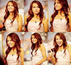 Miley Cyrus :)