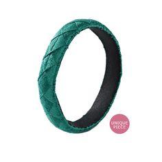 Eskpade - Rainbow Emerald thin bangle
