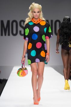 Moschino Spring 2015 Collection