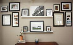 incorporate shelves