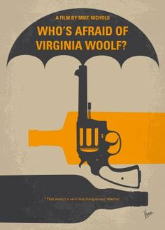 'Who's Afraid of Virginia Woolf?'  *AFI Greatest #67 (2007 list)  *Oscar Nominee for Best Picture 1966  *Golden Globe Nominee for Best Picture/Drama 1966