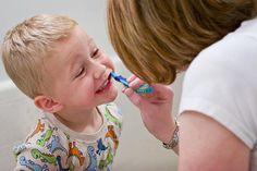 Lasten hammastahnat, milloin ja millaista?