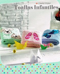from Catalogo Colchas Competition y Primavera Bb, Towels, Spring