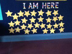Self registration Eyfs Classroom, Classroom Routines, School Classroom, Classroom Decor, School Displays, Classroom Displays, Nursery Display Boards, Self Registration, Attendance Chart