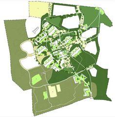 Visie en stedenbouwkundig plan landgoed Duin & Bosch te Castricum, door Vollmer & Partners