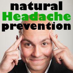 Dr Oz Headache Prevention: Migraines, Tension Headaches & Dehydration