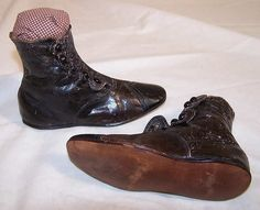 1870s Baby Boots