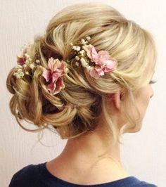 Wedding Hairstyle Inspiration - Heidi Marie (Garrett)