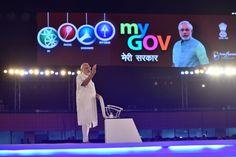 PM Modi participates in MyGov Town hall