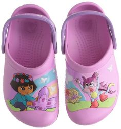 I so want to get these for Anabelle! crocs 14045 SS13 CC Clog (Toddler/Little Kid),Carnation/Iris,4 M US Toddler Crocs http://www.amazon.com/dp/B008J0Y2AW/ref=cm_sw_r_pi_dp_ruaTtb024W6BQWKF
