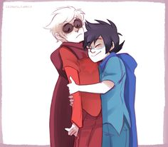 hugs all around B) - ikimaru -- I will never be over this upd8. Even now, months afterwards, I am not over it. CANON.