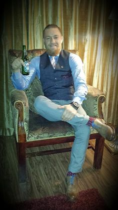 party time for Irish brawler Conor McGregor : if you love #MMA, you'll love the #UFC & #MixedMartialArts inspired fashion at CageCult: http://cagecult.com/mma