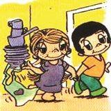 Kad zajedno perete sudove