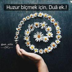 Duâ, inen ve henüz inmeyen her musibet için faydalıdır. Kazayı sadece dua geri çevirir. Öyle ise sizlere duâ etmek gerekir. . ⚪ ⚫ ⚪ ⚫ #Allah #merhamet #hzmuhammed #namaz #nasip #huzur #kuran #inşirah #islam #mekke #hadis #dua #mevlana #Allahcc #tevekkül #dua #bismillah #melek #kunfeyekun #amin #elhamdulillah #dertetmeduaet #sevgi #kitapkurdu #ayetler #ilim #kitap #hayat #nasip #inşaallah #şefkat #huzur Instagram Names, Instagram Posts, Daisy Love, Morning Quotes, Live For Yourself, Business Women, Quotes To Live By, Life Is Good, Islam