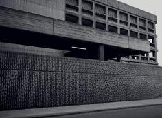 Minories Car Park London, England Architect: City Of London Architects Office Photo: © Peter Chadwick