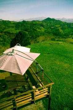 Amada Carlota. Hotel rural con menú gastronómico de cocina japonesa. Cabranes. Asturias. http://www.lugaresdeasturias.com/amada-carlota-aires-de-japon-en-asturias/