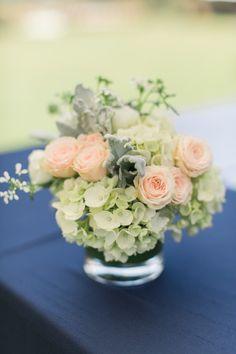Gallery & Inspiration | Picture - 2280096 - Style Me Pretty Floral Centerpieces, Wedding Centerpieces, Wedding Bouquets, Floral Arrangements, Wedding Decorations, Flower Arrangement, Floral Wedding, Wedding Flowers, Pastel Bouquet