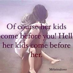 His kids do come first everytime! That's the way it should be Mommy Quotes, Me Quotes, Daughter Quotes, Karma Quotes, Random Quotes, Kids Come First, Affirmations, For Elise, Love My Kids