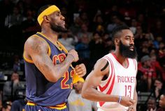 Blog Esportivo do Suíço: LeBron erra dois lances livres no fim, e Rockets vencem Cavs na prorrogação