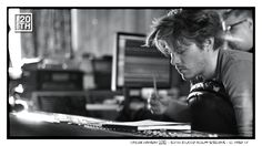 Photo 291 of 365  Taylor Hanson 2012 - Sixth Studio Album Sessions - El Paso TX    This is a shot of Taylor deep in the moment working on music for the forthcoming album during the basic tracking sessions. What would you imagine is the most fun period in album making (musicians jump in here).    #Hanson #Hanson20th