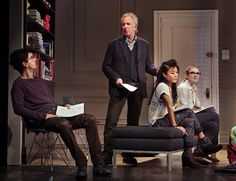 Alan Rickman - Seminar on Broadway