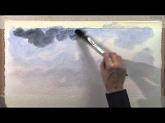 In the first of a three part series, professional artist Geoff Kersey reveals four of his 'Tops Tips for Watercolour Artists', including skies, hills and mou...