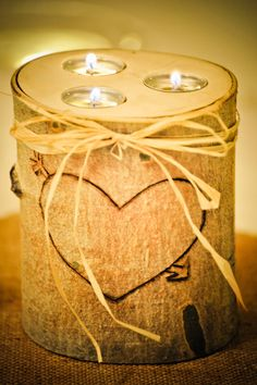log centerpieces   centerpiece log   Wedding Ideas