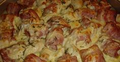 Μία πρόταση για μπουφέ, ορεκτικό ή ακόμα και κυρίως πιάτο Υλικά 3 φιλέτα στήθος κοτόπουλου 300 γρ. μπέικον σε λωρίδες 1 φλιτζάνι του τσαγι...