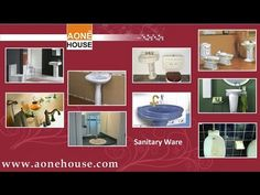 Watch out the video about Ceramic Sanitary Ware for Modern Homes @ www.aonehouse.com. Visit at - http://www.aonehouse.com/ Ceramic Sanitary Ware Manufacturer,  Exporter & Supplier for Afghanistan, Algeria, Angola, Azerbaijan, Australia, Bahrain Armenia, Bhutan, Botswana, Solomon Islands, Brunei, Burundi, Belarus, Cambodia, Cameroon, Cape Verde. Central African Republic, Sri Lanka, Zimbabwe, Swaziland, Tajikistan, Togo, Tonga, United Arab Emirates, Tunisia, Turkmenistan, Tuvalu, Uganda and…