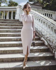 Правильное строгое платье: как выбрать фасон - 15 стильных идей