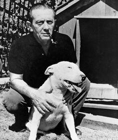 john fante and his dog Rocco