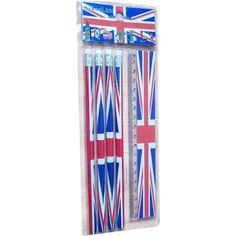 LONDON SOUVENIRS SCHOOL KIT LONDON SCENE NOTEBOOK DIARY BRITISH GIFT SET PEN