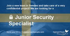 International Jobs, Gothenburg Sweden, Career Opportunities, Job Description, Job S, Take Care, Opportunity, How To Apply, Positivity