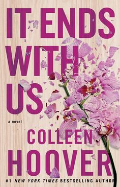 With this bold and deeply personal novel, Colleen Hoover delivers a heart-wrenching story that breaks exciting new ground for her as a writer. Combining a captivating romance with a cast of all-too-human characters, It Ends With Us is an unforgettable tale of love that comes at the ultimate price.