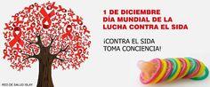 Dia mundial de la #lucha contra el #SIDA
