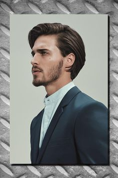 5 Hairstyles That Look Way Better on Dirty Hair - Resouri Classic Mens Hairstyles, Smart Hairstyles, Quiff Hairstyles, Cool Hairstyles For Men, Haircuts For Men, Mens Mid Length Hairstyles, Natural Hairstyles, Medium Length Hair Men, Medium Hair Cuts