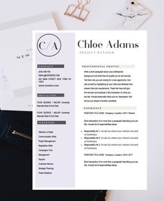TheColourfulMe   Resume Design Studio provides Resume Templates     Excited to share this item from my  etsy shop  Professional Resume Template    Modern