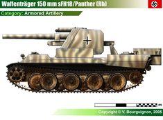 Waffenträger für 15cm sFH18