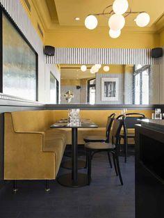 PARIS 7 • EPOCA • 17 rue Oudinot • Restaurant italien A peine entrés, le parfum de la sauce aux tomates confites vous ennivre. Des plats généreux, savoureux, et colorés qui se renouvèlent au fil des saisons.