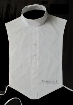 Dickie Ratcatcher in White Damask for Hunter by LastgImpressions, $30.00
