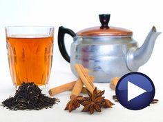Té indio chai (y II)
