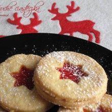 kruche ciasteczka swiateczne Cake Cookies, Sugar Cookies, Polish Recipes, Polish Food, Christmas Goodies, Christmas Cakes, Cannoli, Cheesecake, Food And Drink