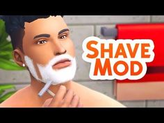 SHAVE MOD! | THE SIMS 4 // MOD OVERVIEW - YouTube
