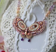 Маленькая яшмовая бабочка - Кружевница - бледно-розовый,бабочка,нежная бабчка