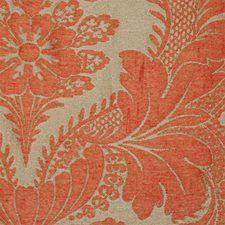 Eglantine Damask Drapery and Upholstery Fabric by Scalamandre