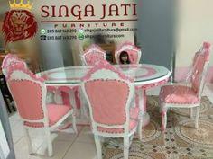 Meja Makan Jati Minimalis Modern Desain Terbaru - Chair, Furniture, Home Decor, Decoration Home, Room Decor, Home Furniture, Interior Design, Home Interiors, Chairs