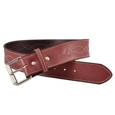 """Adding to the success of our 2"""" Suede belts range, we're now excited to bring you our Select leather range...."""