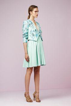 Thakoon Resort 2013 Fashion Show - Josefien Rodermans