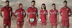 hummel presents new Afghanistan football shirt with hijab